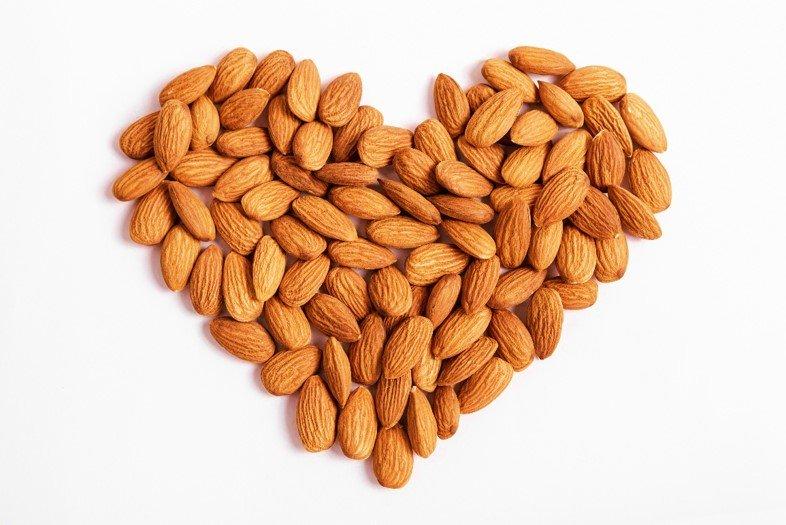 Almond food that boost immunity system