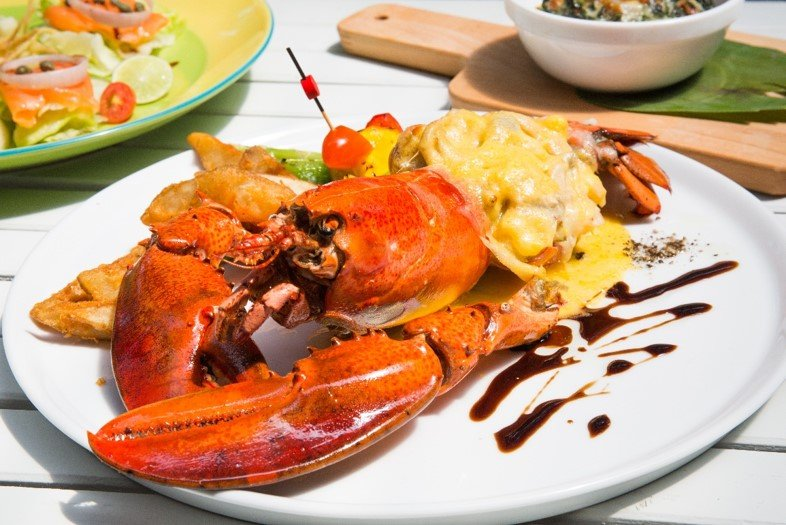 Shellfish, crabs, lobsters, crabs, oysters for boosting immunity