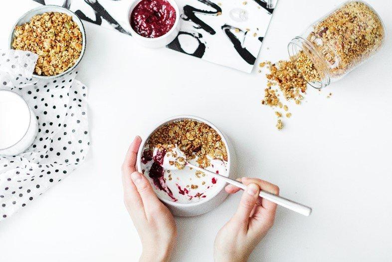 Yoghurt increase immunity system