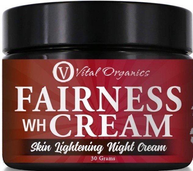 Vital Organics Fairness Cream For Skin Whitening & Lightening_for oily skin