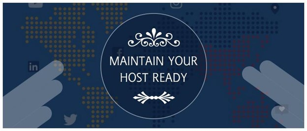 how to maintaining host ready for migration